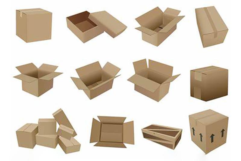 包装纸箱厂家详细介绍普遍的包装种类