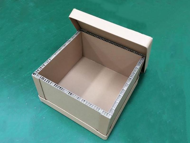包装纸箱厂家:蜂窝箱定制