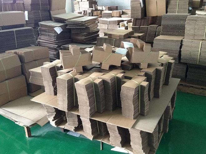 纸箱厂家跟大家介绍三层瓦楞生产工艺是怎么样的?